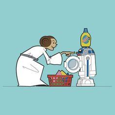 R2D2 wash