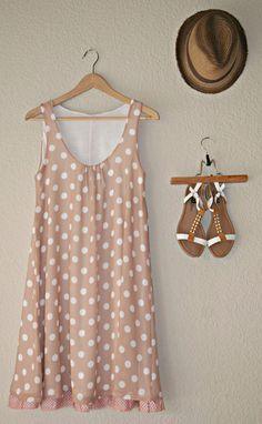 traumschnitt: mein neues Sommerkleid