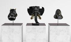 ニューヨーク在住のとあるスター・ウォーズ好きのデザイナーが、ストームトルーパーのヘルメットを動物風にアレンジしてみせた。果たしてこれは、ルーカスの神話への冒涜だろうか、あるいは才能あふれるオマージュ作品だろうか?