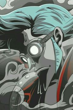 Image de one piece and franky