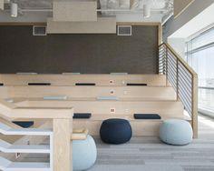 Inspiratiebeeld Presentation room/Presentatie ruimte
