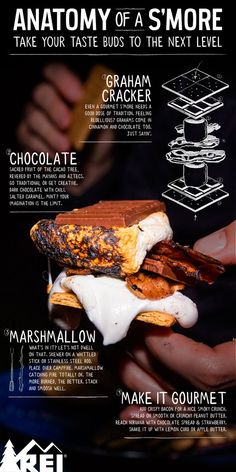 Anatomy of a S'More - REI Blog