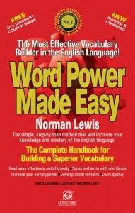 Word Power Made Easy 2015 Word Power Made Easy Made Easy Books