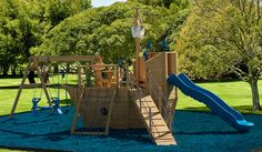 Pirate Ship Wooden Boat Playset #902 Sailers Delight