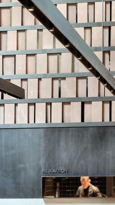 Location: Valencia (Spain)   ||   Design: Francesc Rifé Studio   ||   Photography: Héctor Rubio & David Zarzoso Light Of Life, Valencia, Beams, Stairs, David, Pure Products, Architecture, Interior, Design