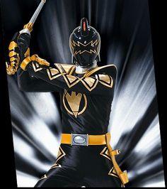 PRDT Black Ranger