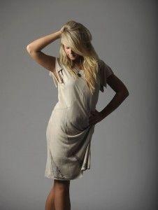 Soft silhouette by Jonano line of eco-chic fashion wear