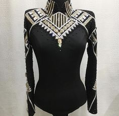 Western Show Shirts, Western Show Clothes, Western Vest, Horse Show Clothes, Western Outfits, Riding Clothes, Western Horsemanship, Westerns, Showmanship Jacket