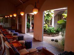 Spa Esthethic, Uluwatu. Lovely place, design and good massages.