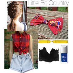 Little Bit Country, find more bows here at https://www.etsy.com/shop/IIDoubleTakeII
