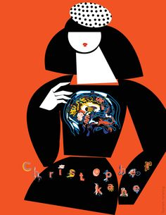 Illustration: Lauren Rolwing picks out fashion week's key looks Painting Collage, Graphic Poster, Pop Art, Girls Illustration, Graphic Illustration, Graphic Art, Illustration, Icon Illustration, Mixed Media Illustration