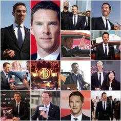Ben in Shanghai - 11th April 2015 montage