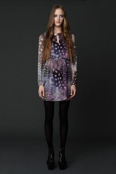 Erin Fetherston | Fall 2012 Ready-to-Wear Collection | Vogue Runway
