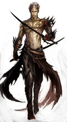 -wolf inspiration for red shoot - eli by *sandara on deviantART