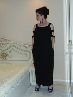 Oversize caftan /Plus size kaftan/Party dress/Summer Kaftan/Long kaftan with pockets/Everyday dress / All sizes available Us Uk Eu