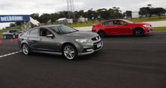 2013 Holden VF SS-V Redline Track Review: Sedan, Ute Pontiac G8, Chevy Ss, Holden Commodore, Redline, Used Cars, Track, Runway, Truck, Running