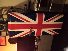 british refrigerator. like it doesnt get much better than this.