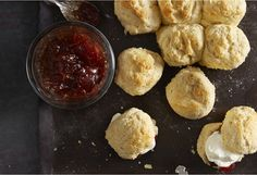 Set aside an afternoon to enjoy a traditional Devonshire tea - scones with jam and cream and your best china