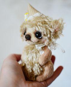 $99  OOAK Artist Bear Henry by Natalia Koroleva