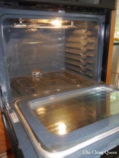 clean oven how to clean your oven without chemicals