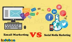 Email Marketing and Social Media Marketing – Which is more Successful