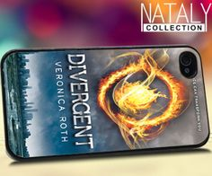Divergent  iPhone 4/4s/5 Case  Samsung Galaxy by NatalyCollections, $15.00