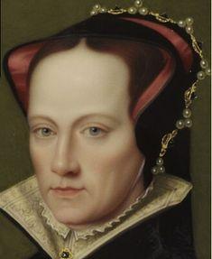 Mary I Of England, Queen Of England, Austria, Mary Tudor, Tudor Dynasty, The Royal Collection, Lady Mary, Tudor History, Prince Albert