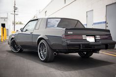 1987 BUICK GRAND NATIONAL customized