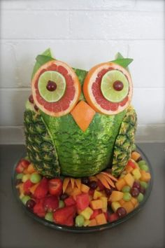 Fruit Owl!