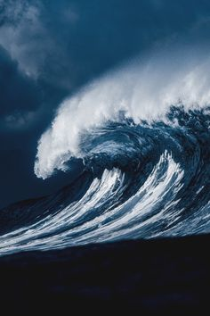 motivationsforlife:Cresting Wave by Coastalcreature