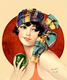 by Henry Clive 1920s