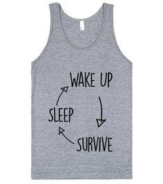 Sleep Survive