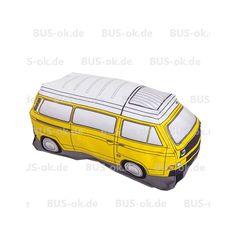 T3 Westfalia Buskissen Gelb Westy