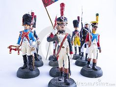 lead soldiers  | Old Tin Soldier