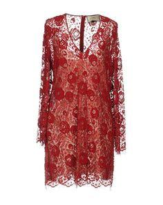 GUCCI Short dress. #gucci #cloth #dress #top #skirt #pant #coat #jacket #jecket #beachwear #