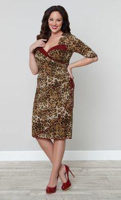 Portia Pin-Up Dress