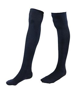 WowFoot Women's Rib Over The Knee Thigh High Socks Cotton... https://www.amazon.com/dp/B01M4MQY1C/ref=cm_sw_r_pi_dp_x_AY4ZybG8SZBRZ