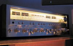 Pioneer SX-1080 circa 1978....Again my other Beauty