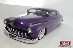 50's Merc - Purple Lead Sled
