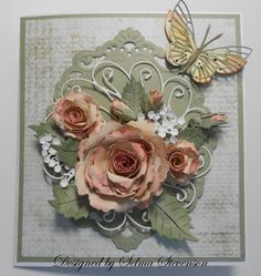 Selma's Stamping Corner and Floral Designs: Happy Birthday Pop-up Card