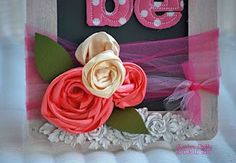 how to make ribbon cabbage roses