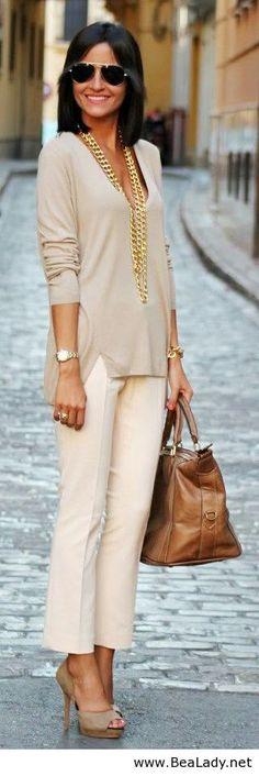 Neutrals - Cute outfit