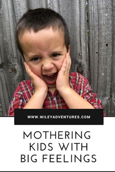 Wiley Adventures: Mothering Kids With Big Feelings