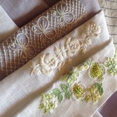 着物の襟からチラッと見える半襟。半襟は白だけではなく刺繍されたものや柄物など、一枚の着物を様々な表情に変えてくれる昔からのおしゃれポイントなんです。