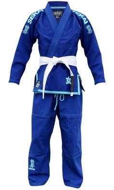 lightweight, blue gi by Fuji