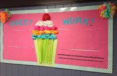 cupcake themed classroom - Google Search