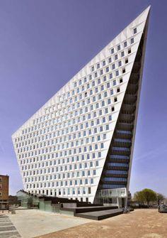 Hague Municipal Modern Office Architecture