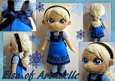 La Magia del Crochet: Muñecas al Crochet en la técnica Amigurumi