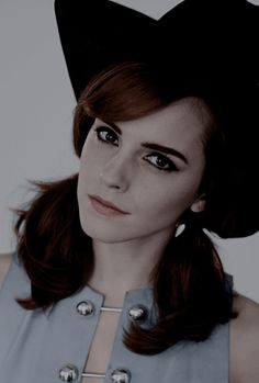 """""""Both men and women should feel free to be sensitive. Both men and women should feel free to be strong. It is time that we all perceive gender on a spectrum, instead of two sets of opposing ideals.""""  - Happy 26th birthday Emma Watson!"""