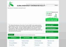 Global Biodiversity Information Facility. Free and Open Access to Biodiversity Data. World
